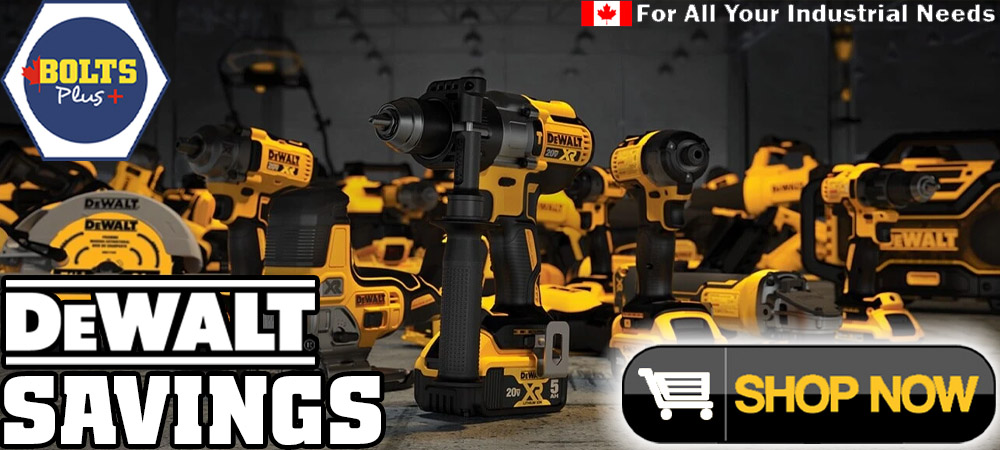Dewalt Savings